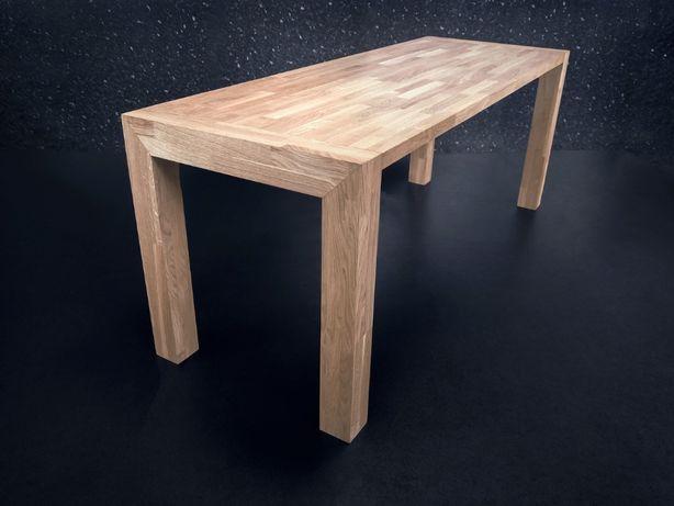 Stół drewniany dębowy, przecena