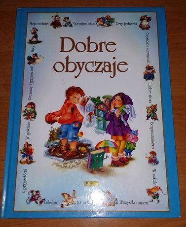 DOBRE obyczaje- książka dla dzieci