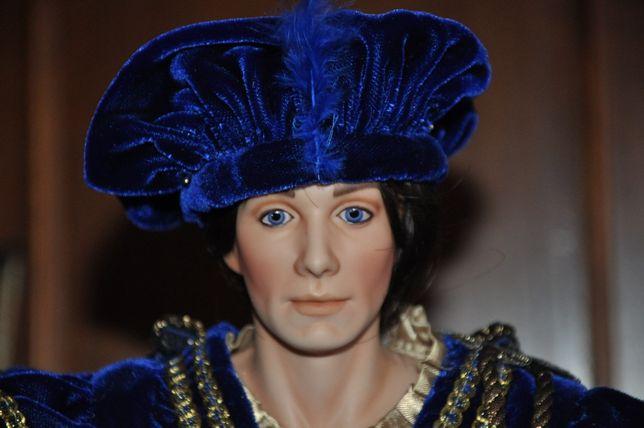 lalka porcelanowa Prince Charming Franklin Mint