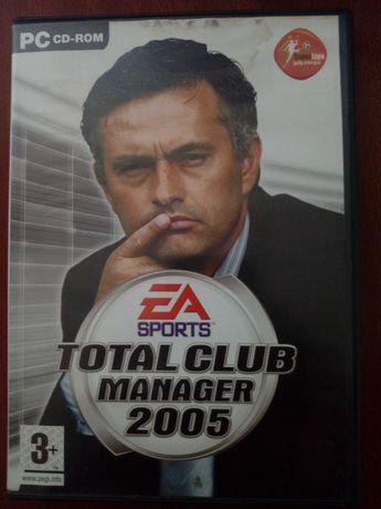 Total Club Manager 2005 - PC - (comprado em Portugal)