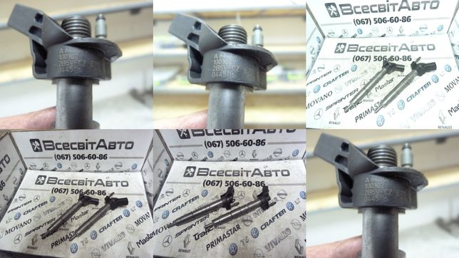 Форсунки на MERCEDES Sprinter VITO W638 M-Class C-Class Fiat Doblo
