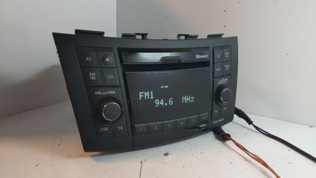Radio Suzuki Swift 2015
