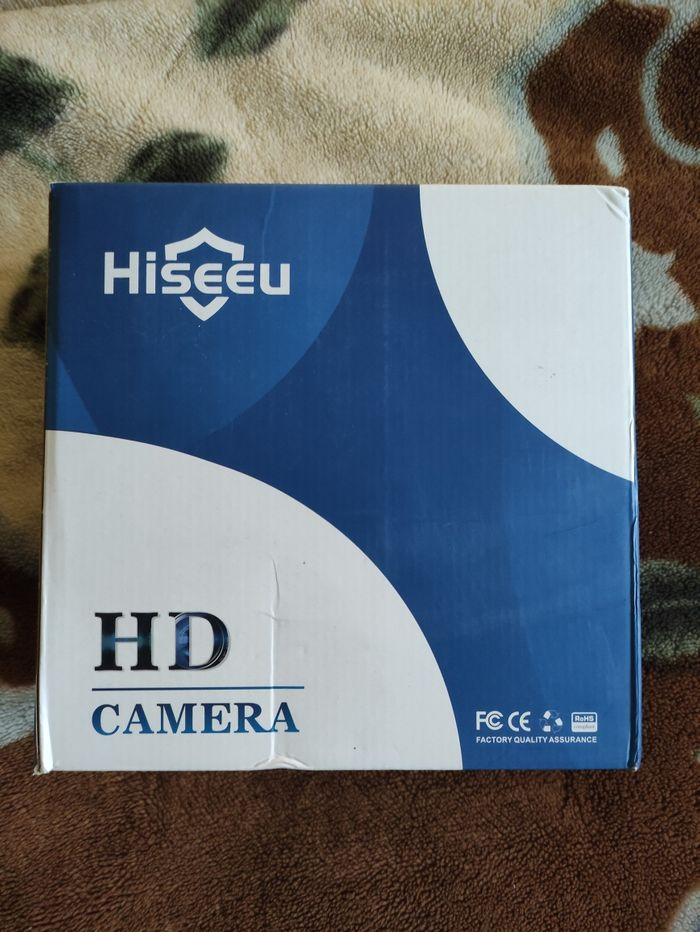 Комплект видеонаблюдения Hiseeu AKIT-2AHBA10-P 720p 2Mp CCTV KIT Киев - изображение 1