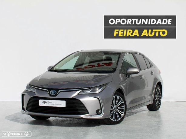 Toyota Corolla SD 1.8 Hybrid Exclusive