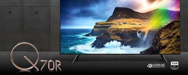 Телевізори TV SAMSUNG QLED QE82Q70R 75Q70R 65Q70R 55Q70R 49Q70R Q70