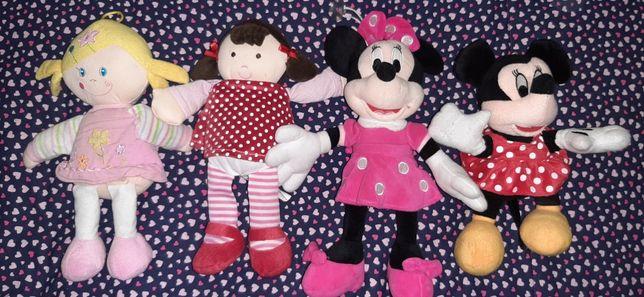 Maskotki Minnie