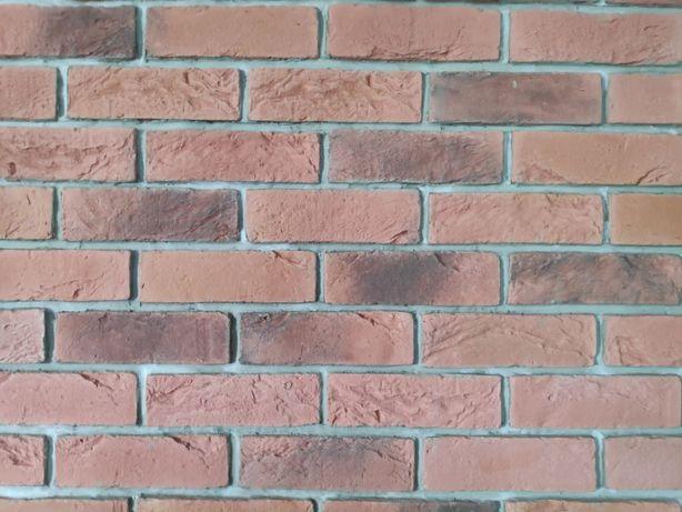 Cegła, imitacja cegły