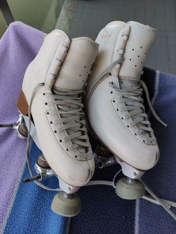 Patins patinagem artística