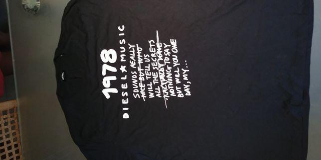 T-Shirt koszulka DIESEL rozm L