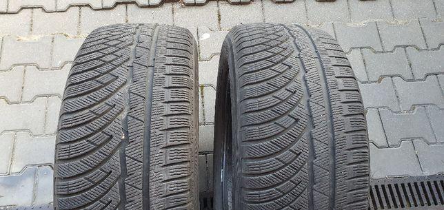 Super opony zimowe 2x Michelin Pilot Alpin 245/55/17