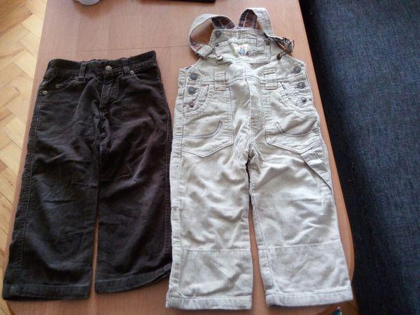 Spodnie r. 92