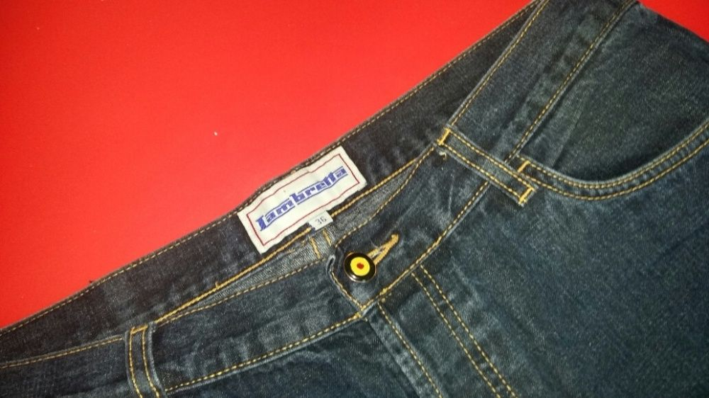 Lambretta jeansy, okazja,oryginalne Warszawa - image 1