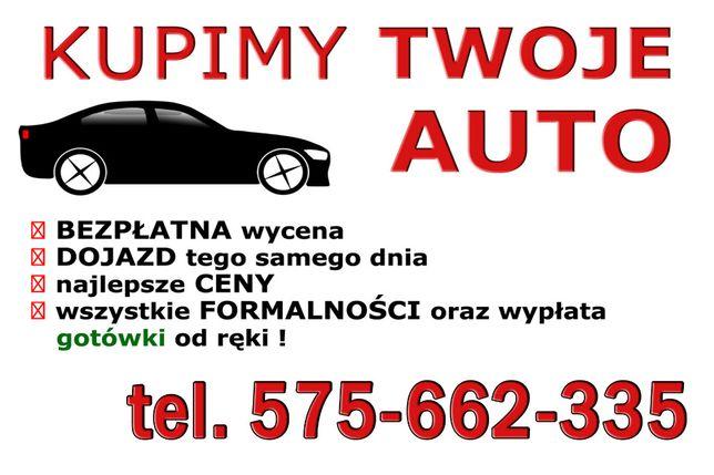 Kupimy Twoje Auto ! Darmowa wycena ! ZADZWOŃ lub NAPISZ