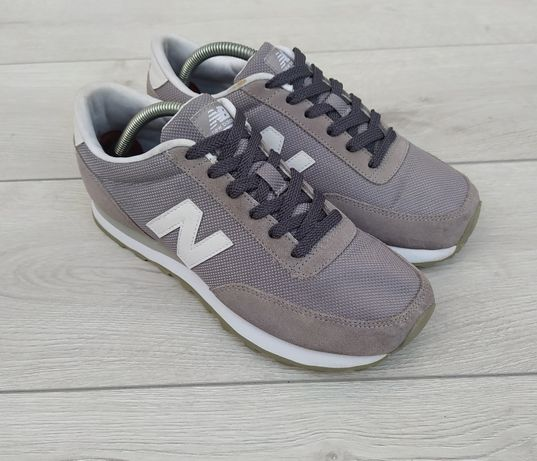 Классические кроссовки New Balance 501 Ballistic WL501BGW 39 р 25см