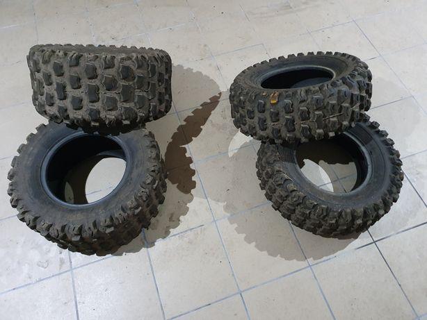 Opony Maxxis all trak 2x 25x8.00-12 2× 25x10.00-12 quad komplet