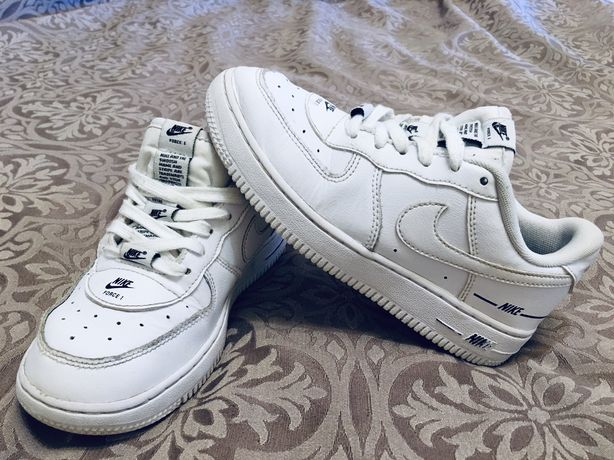Кроссовки Nike 34/ кроссовки/ белые кроссовки