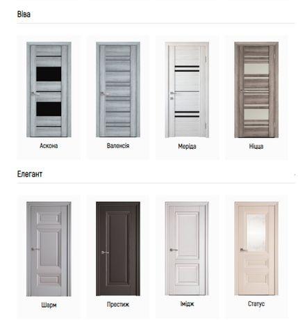 """Межкомнатные двери """"Новый стиль"""""""