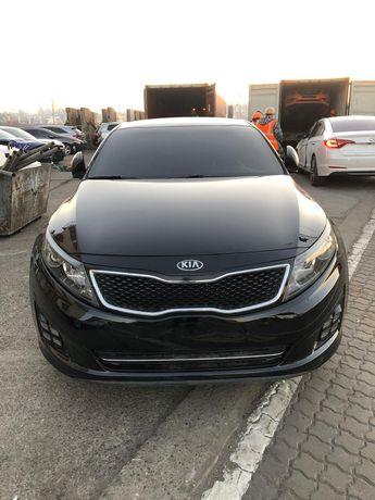Автомобіль Кіа К5