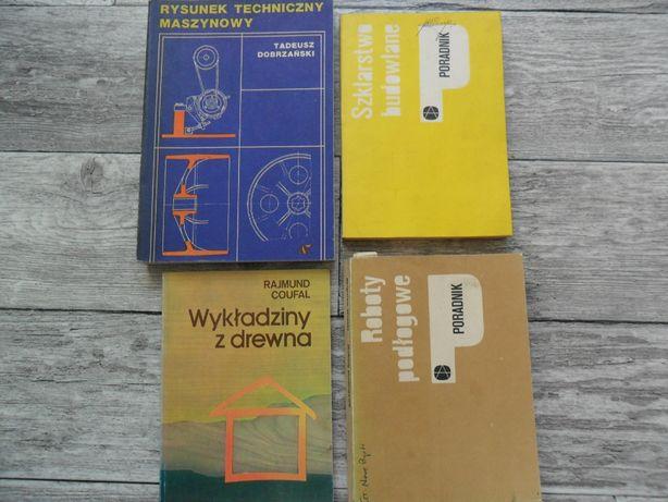 Wykładziny z drewna wydanie 1988 rok wydawnictwa naukowo..