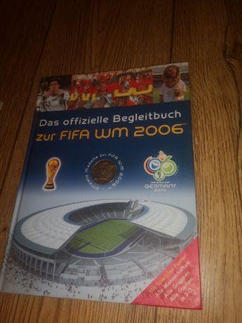 opis mistrzostw w piłce nożnej niemcy 2006 plus numizmat