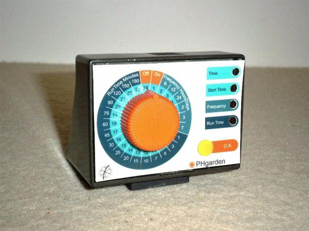 AUTOCOLANTE DE SUBSTITUIÇÃO para programador de rega Gardena WT 1030