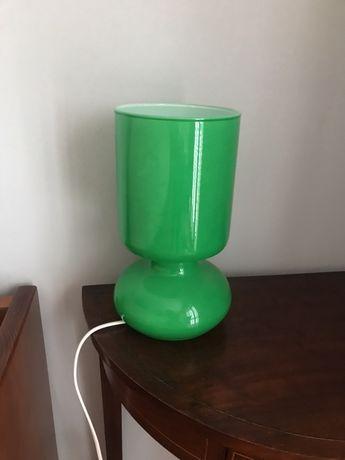 Candeeiro verde