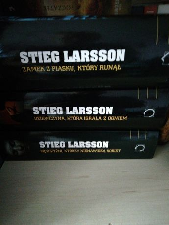 Stieg Larsson Millenium
