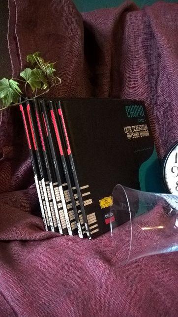 Chopin- Biblioteka Gazety Wyborczej płyty cd