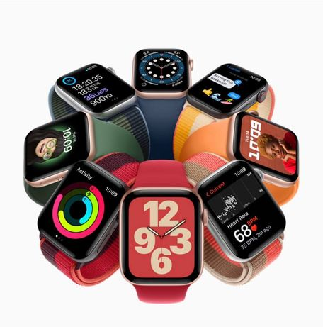 New Apple Watch Series 7 41/45mm all color