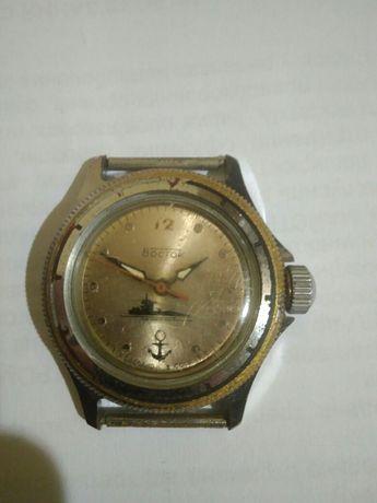 Часы наручные водонепронецаемые Восток