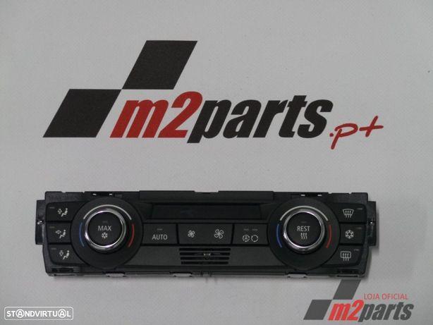 Painel AC Automático (Original) Cor Unica BMW Série 3 Novo