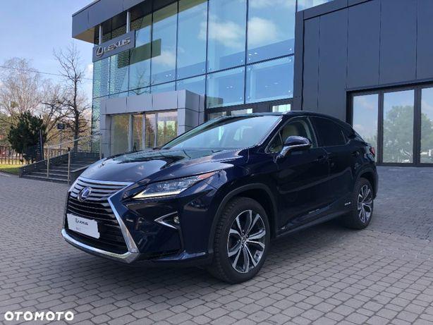 Lexus RX 450h Elegance Navi, VAT 23%, I rej 2018, salon PL, serwis ASO 1764