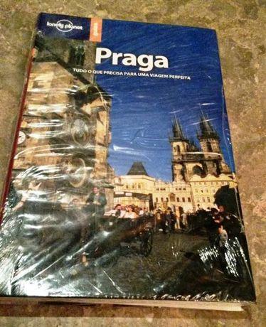 Guia Turístico Lonely Planet - Praga - Novo