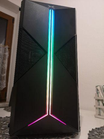 Nowy komputer gamingowy. Ryzen 5, 16 GB RAM, GeForce GTX980, SSD500