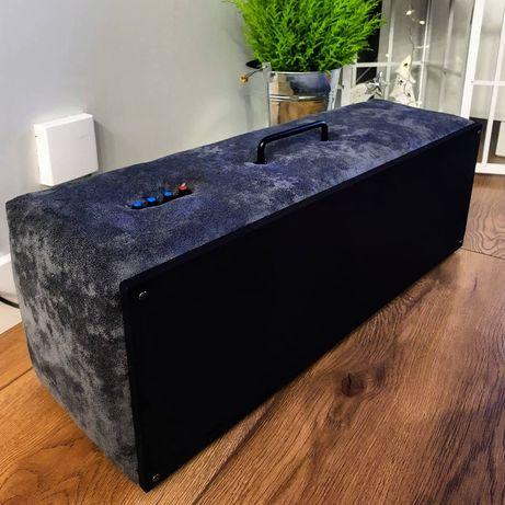 Duży głośnik Bluetooth DIY 100W - potężny Bass (coś innego niż JBL )