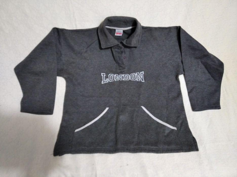 Рубашка мужская размер М (Италия) Хорол - изображение 1