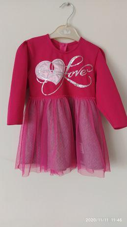 Sukienka kids m fashion roz.86