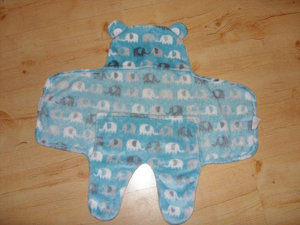 otulacz dla niemowlaka 0-3 mies