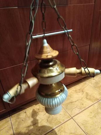 Żyrandol, lampa, do przedpokoju czy kuchni