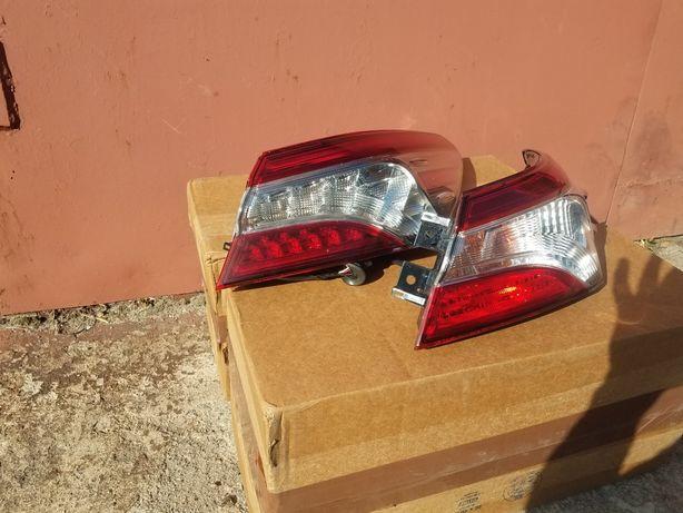 Фонарь Стоп Camry 70 USA LED правый левый 18-20 крышку багажника