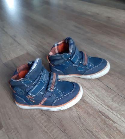 Trzewiki CCC r.25 wkładka 16 cm buty chłopięce przejściowe