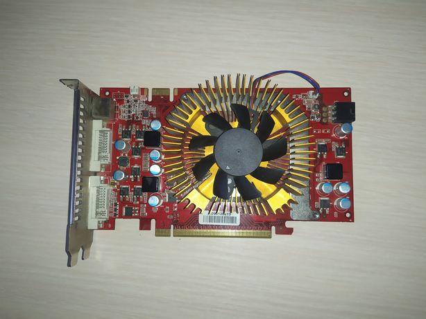Видеокарта Palit GeForce 9600GT 512 mb DDR3 256 bit