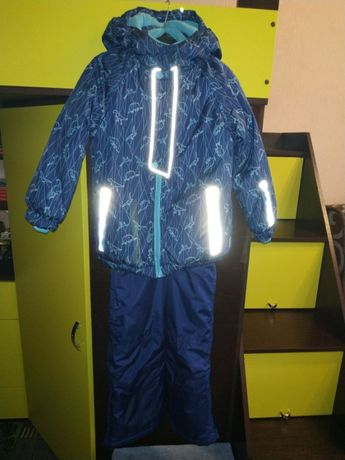Зимний костюм для мальчика kiki&koko 122 размер