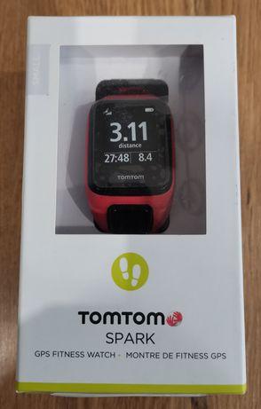 Licznik rowerowy / Zegarek z GPS TomTom spark