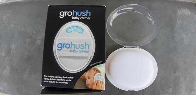 Urządzenie emitujące biały szum Gro Hush Baby Calmer