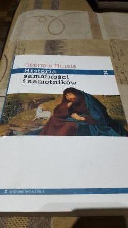Historia Samotności I Samotników Georges Minois