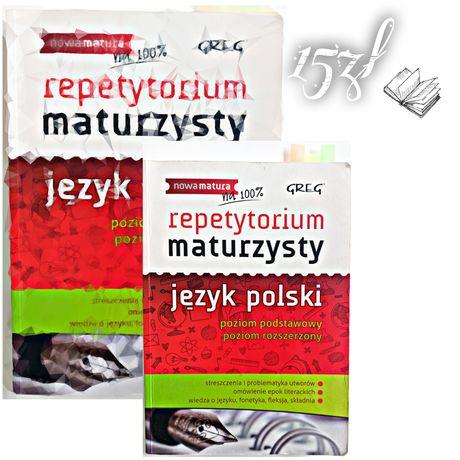 Repetytorium maturzysty. Język polski. Greg