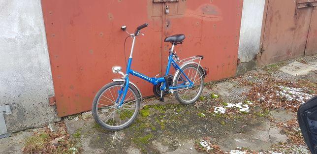 Rower składak nowy koła 20 cali
