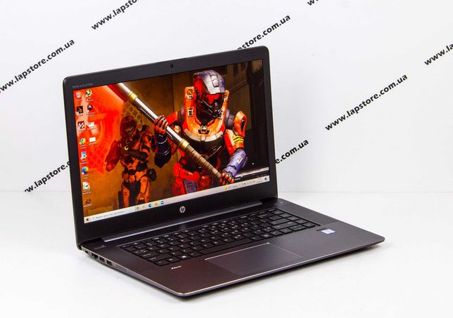 "HP ZBook Studio G3 i7-6820HQ/8 Gb/SSD 256 Gb/15.6"" FHD/Quadro M1000M"