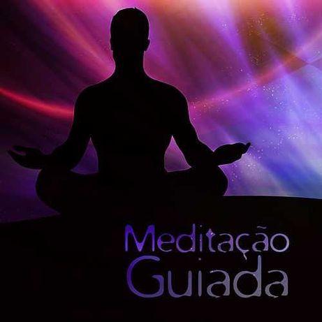 Meditação guiada única em Portugal e no Mundo